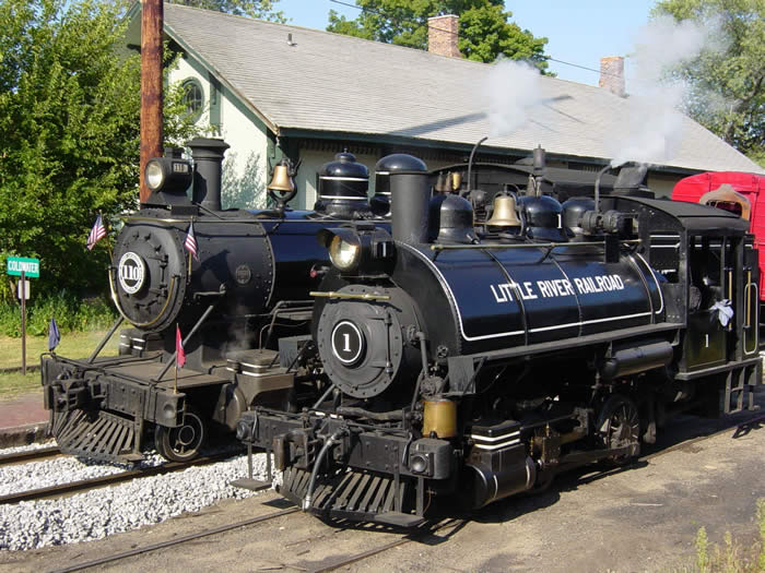 Steam Train Rides - Little River Railroad - Coldwater